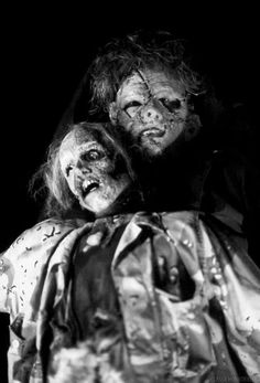 Leatherface and Nubbins