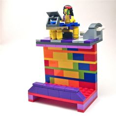 11 best business card holders lego images on pinterest business a personalized business card holder is a great gift for yourself of someone else i colourmoves