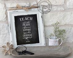 Teacher appreciation, end of year, teacher retirement, digital download, teacher gift, gifts for teachers, personalized teacher gift