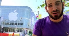 """Jonathan Mann has been runninghis """"Song a Day"""" YouTube channel for quite some time now, and without fail, you can navigate to his channel on the day of an Apple event and find yet another song-ifi..."""