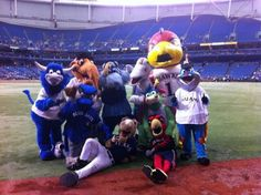 Raymond hanging out with his buddies during his B-Day party at the Trop on Sunday July 22nd. You can follow Raymond on Twitter here: @RaysRaymond