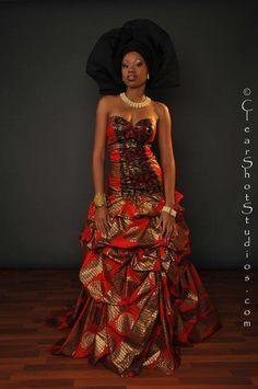 Pictures Of Various Ankara/kente Styles - Fashion - Nairaland