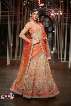 Tarun Tahiliani Bridal Collection at IBFW 2013 & My Experience !