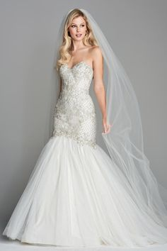 Wtoo Wedding Dress Lindell (NOT in store)