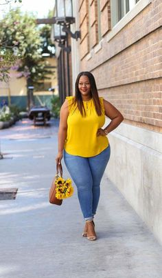 edgy plus size fashion that look cool. 699215 - edgy plus size fashion that look cool…. Look Plus Size, Curvy Plus Size, Plus Size Jeans, Plus Size Fashion Blog, Plus Size Fashion For Women, Plus Size Women, Plus Size Summer Fashion, Curvy Girl Fashion, Look Fashion