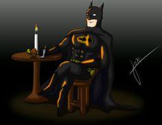 Ilustración Digital Batman