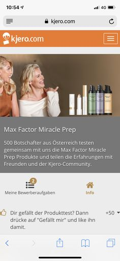 Max Factor, Convenience Store, Products, Convinience Store