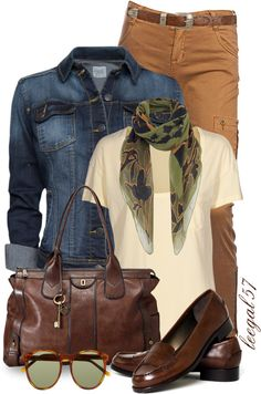 """Carefree Saturday"" by leegal57 ❤ liked on Polyvore"