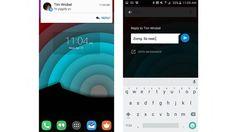 Update Terbaru Google Messenger Menyertakan Fitur Quick Reply