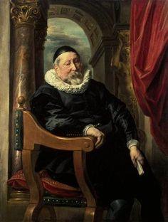 Portrait of an Old Man - Jacob Jordaens