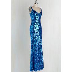 40s Long Spaghetti Straps Maxi Keep It Current Dress ( 210) ❤ liked on  Polyvore 6b65e8e8b9