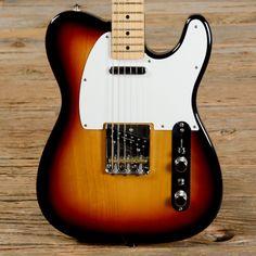 Fender Telecaster Sunburst 1983 (s846)