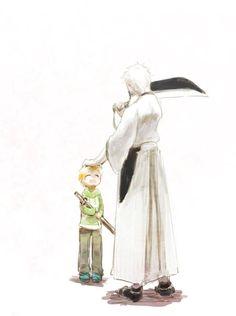 I like to call Shiro 'Asauchi' •-•