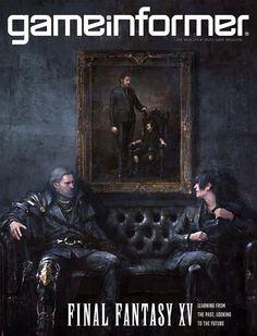 Final Fantasy XV - Noctis y su padre / Creo que Square Enix necesita que nos postremos ante ellos (?