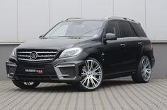 BRABUS veredelt den ML 63 AMG | Mercedes-Benz Passion Blog