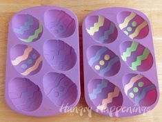 Hungry Happenings: How to Paint Cheesecake Easter Eggs plus an Easter Extravaganza Easter Egg Moulds, Easter Egg Cake, Egg Molds, Seasonal Celebration, Small Desserts, Easter Crafts, Easter Ideas, Egg Shape, Food Coloring