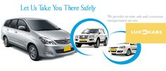 Looking for Safety rides then Book rides with Luxocabs and make your rides safe, trustable, comfort and Luxury.