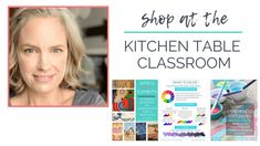 Shop @ KTC - The Kitchen Table Classroom What Is Growth Mindset, What Are Colours, Art Curriculum, Quotes For Kids, Kid Quotes, High School Art, Art For Kids, Homeschool, Inspirational Quotes
