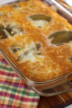 Chile Relleno Casserole Recipe | eHow