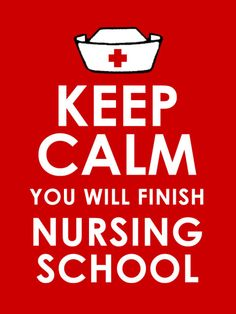 Even though it takes forever to start and finish clinicals I just have to tell myself this...