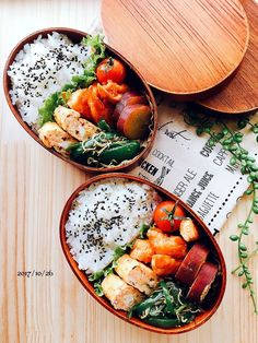 Lunch box side dish ♪ Stir-fried aurora sauce with chicken fillet - Japan - Bento Japanese Bento Lunch Box, Japanese Food Sushi, Japanese Dishes, Bento Box Lunch, Bento Box Traditional, Bento Recipes, Aesthetic Food, Healthy Dinner Recipes, Asian Recipes