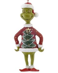 Ugly Christmas Sweater Ornamentsare taking over the world! Maybe over the top, but wait till you see the ugly Christmas sweater ornaments I just found.