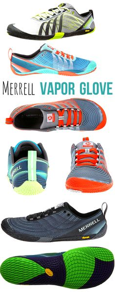 Review of the Merrell Vapor Glove for Forefoot Running