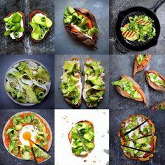 So werden Pizza, Brot und Salat zum leckeren Hingucker. Das Auge isst ja schließlich mit!
