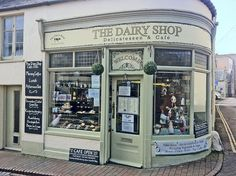 The Dairy Shop, Sidmouth | Flickr: Intercambio de fotos