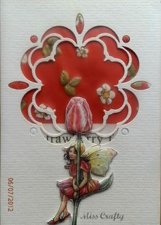 The Craft Gallery : Parchment Fairies - Sesonal Greeting Cards