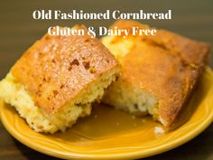 I don't know about you but I love Old Fashioned Cornbread! I really haven't been able to eat any since I have started eating Gluten-Free and Dairy-Free. There simply are not many recipe…
