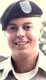 Army CPL Evan A. Marshall, 21, of Athens, Georgia. Died January 28, 2008, serving during Operation Iraqi Freedom. Assigned to 1st Battalion, 8th Infantry Regiment, 3rd Brigade Combat Team, 4th Infantry Division, Fort Carson, Colorado. Died of injuries sustained when an improvised explosive device detonated near his vehicle during combat convoy operations in Mosul, Ninawa Province, Iraq.