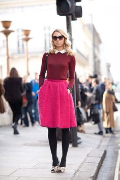 bestoffice wear ideas and how to NOT dress boring to work (40)