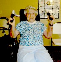 This website provides information for elderly to be active. This fitness activity particularly is a pace circuit training. This is a good fitness website to help connect them to an exercise strategy to keep fit.