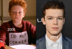 Chad (Cameron Monaghan) - 21 ans .............. Changes. Sometimes they're for the best