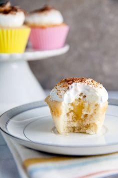 Lemon S'mores Cupcakes