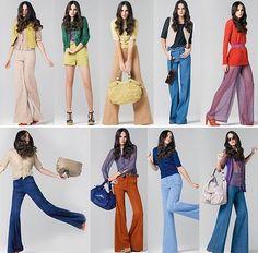 Años 70 Moda, Modas De, Moda Hippie, Moda Retro, Palazos Los Aguelitos, Los Años 60, Xx Grandes, Transformaciones De, Decada 70