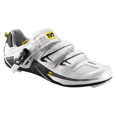 Mavic Giova cycling womens Ladies whiteblack Size 37 13 Womens cycle shoes *** Visit the image link more details.