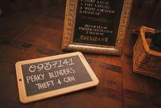 A Roaring Twenties 'Peaky Blinders' Wedding