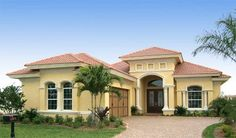 single story home designs - Google Search