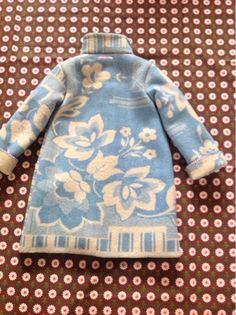 Tutto Riciclabile handmade: Vintage blanket coat # 3