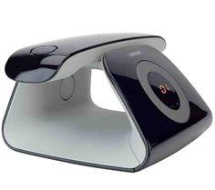 Logicom Telephone Repondeur Dect Retro Noir Cable Telephonique Rj11 Rj45 Fcm45 5m