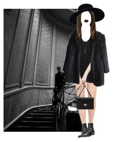 Midnight Whispers by hanye on Polyvore featuring Sonia Rykiel, Alice + Olivia, Yves Saint Laurent, Mulberry, Gypsy SOULE and Lime Crime