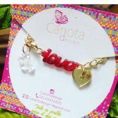 Lo nuevo de @carlottadesign Puro #Amor |Disponible en: Carlottadesign7@gmail.com 58-4144456805 IG: @carlottadesign . #DirectorioMModa #MModaVenezuela #DiseñoVenezolano #Venezuela #Accesorios #Fashion #Love #Shop #Latinoamerica #Designers