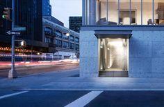 Tadao Ando 安藤 忠雄 152 Elizabeth Street, New York 2015