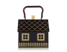 Charlotte Olympia Fall 2013 Collection - Gingerbread House