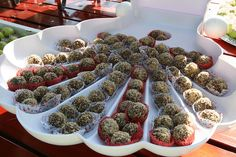 """""""Fig jewels,"""" by L. Z., via Flickr.  One of a series of photos only (inspiration to find recipes!) from """"Fig festival - 'Festa od smokava' - Spomen dom Reževići, Montenegro"""""""