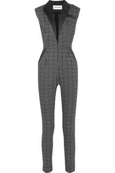 Shop on-sale Self-Portrait Printed cotton-blend jumpsuit. Browse other discount designer Printed cotton-blend jumpsuit & more on The Most Fashionable Fashion Outlet, THE OUTNET.COM