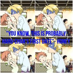 Ouran High School Host Club - poor Tamaki (made by @ BVBSuperWhoLock)