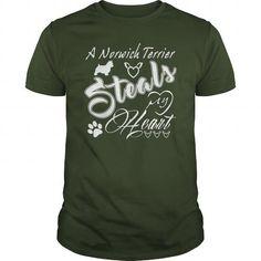 A NORWICH TERRIER STEALS MY HEART  T-SHIRTS TEE (==►Click To Shopping Here) #a #norwich #terrier #steals #my #heart # #t-shirts #Dog #Dogshirts #Dogtshirts #shirts #tshirt #hoodie #sweatshirt #fashion #style